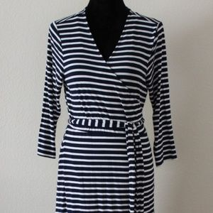 Gap Midi Wrap Dress NWOT